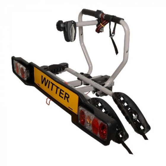 Witter Bolt-on Towball Mounted 2 Bike Cycle Carrier
