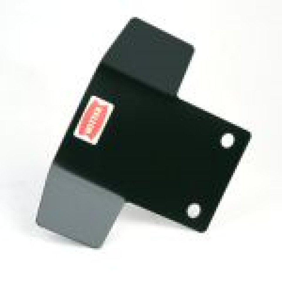 Bumper Shield  (no socket mountings) Z47A